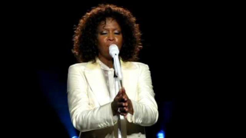 Whitney Houston - I will always love you live in Brisbane 2010