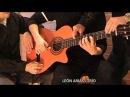 1 guitarra 6 manos - León Arias Guitar Trio - Jerry´s breakdown y La cucharita de Jorge Velosa
