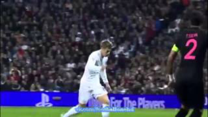 РЕАЛ МАДРИД - ПСЖ 1:0 - ГОЛ Хосе Игнасио Начо - 03.11.2015