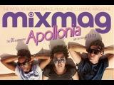 Apollonia Mixmag Cover CD 2014