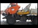 Дальнобойщики Севера Дороги крайнего севера ЗимникАВАРИИ Russian roads the accident