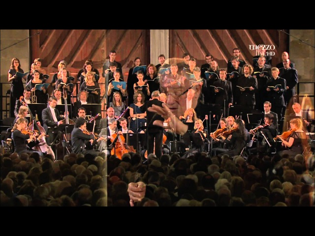 Wolfgang Amadeus Mozart Requiem en re mineur K 626 HD