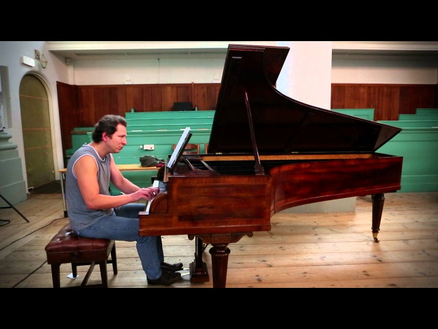 BEETHOVEN - transcriptions by Franz Liszt - Yury Martynov on a Erard piano (1837) - Album TRAILER