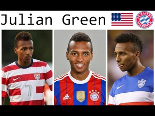 Julian Green   Goals, Skills + Assists   USA + Bayern Munich