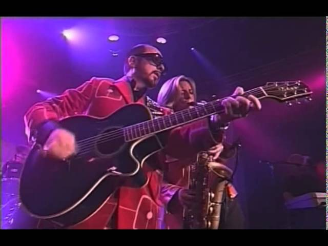 Dave Stewart and Candy Dulfer – Lily Was Here (1989)