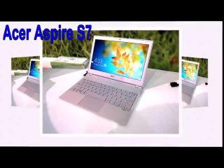 Нетбуки и ультрабуки! Что Купить Acer, Asus? Обзор Самых красивых, мощных и игровых ноутбуков 2014!