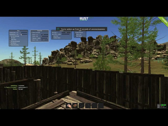 Rust JackeD v1.1.3   18.03.14
