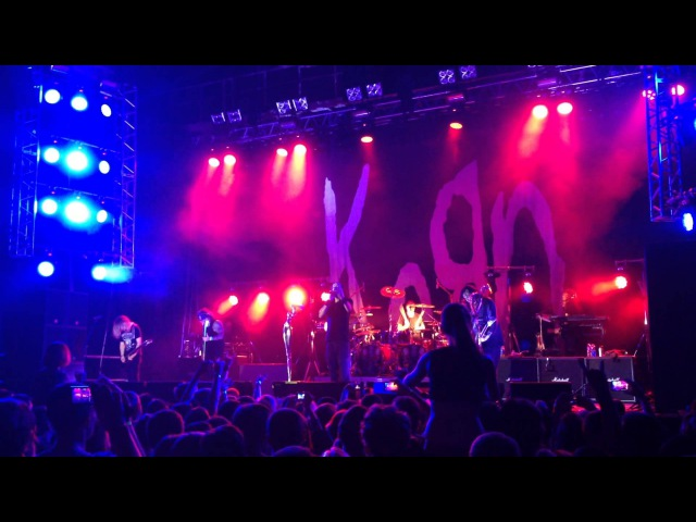 Korn - Freak On A Leash (Live In Rostov-on0Don 27.05.2014)