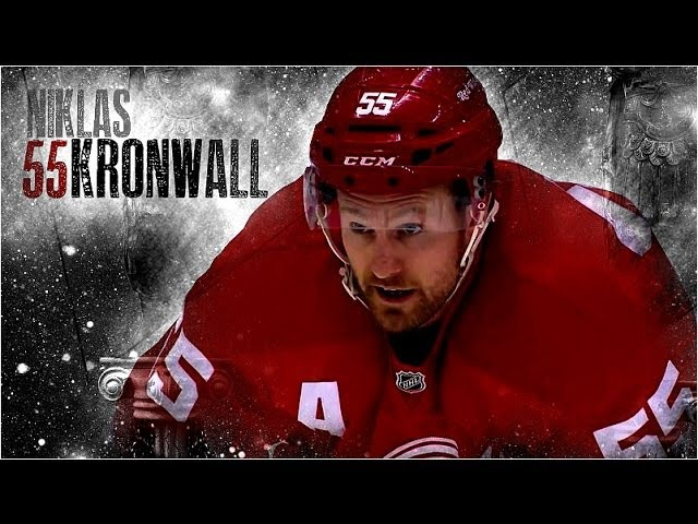 The Best of Niklas Kronwall [HD]