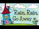 Rain Rain Go Away | Nursery Rhymes for Kids | ELF Learning, The Singing Walrus