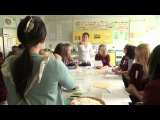 English - Schools in Britain (A1-A2 - with subtitles)