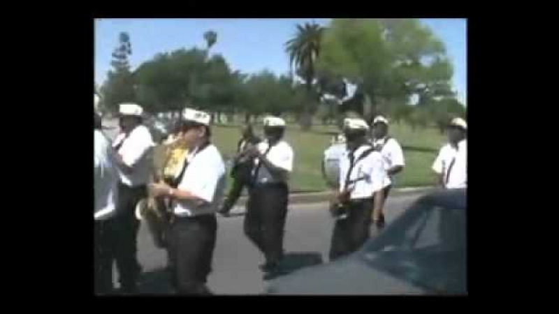 Похороны в Новом Орлеане