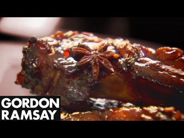 Sticky Pork Ribs Gordon Ramsay