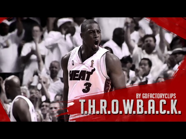 Throwback Dwyane Wade 2006 Finals MVP Full Highlights vs Mavericks