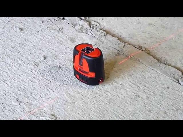 Лазерный нивелир на 360 градусов KEEPER SKYLINE 360