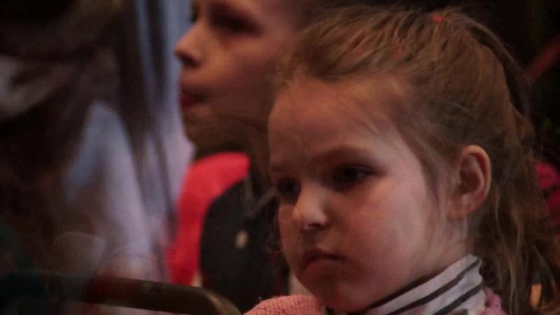 Церква Гефсиманія 2016 Свято Стрітеня для дітей