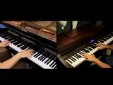 Jiyuu no Tsubasa - Shingeki no Kyojin OP2 [piano]