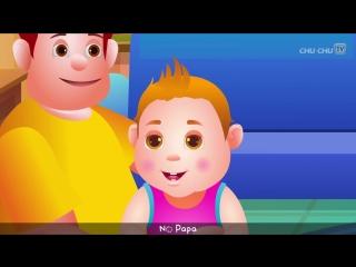 Johny Johny Yes Papa Nursery Rhyme - Cartoon Animation Rhymes Songs for Children