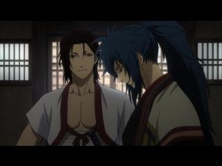 Hakuoki Reimei-roku / Сказание о демонах сакуры - 3 сезон 5 серия