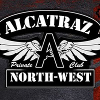 "Логотип КЛУБ ""ALCATRAZ North-West"""