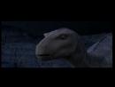 Динозавр Dinosaur 2000 Создание Сцена
