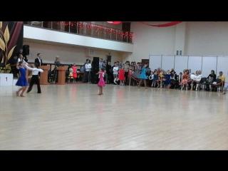 Программа 4 танца (вальс, квикстеп, самба и ча-ча-ча).