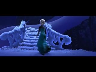Эльза - Отпусти и забудь (Elsa - Let it go) (OST Холодное Сердце)