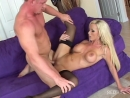 Nikki Benz works for her money, big ass, big tits, anal, рунетки, груповуха, секс, порно