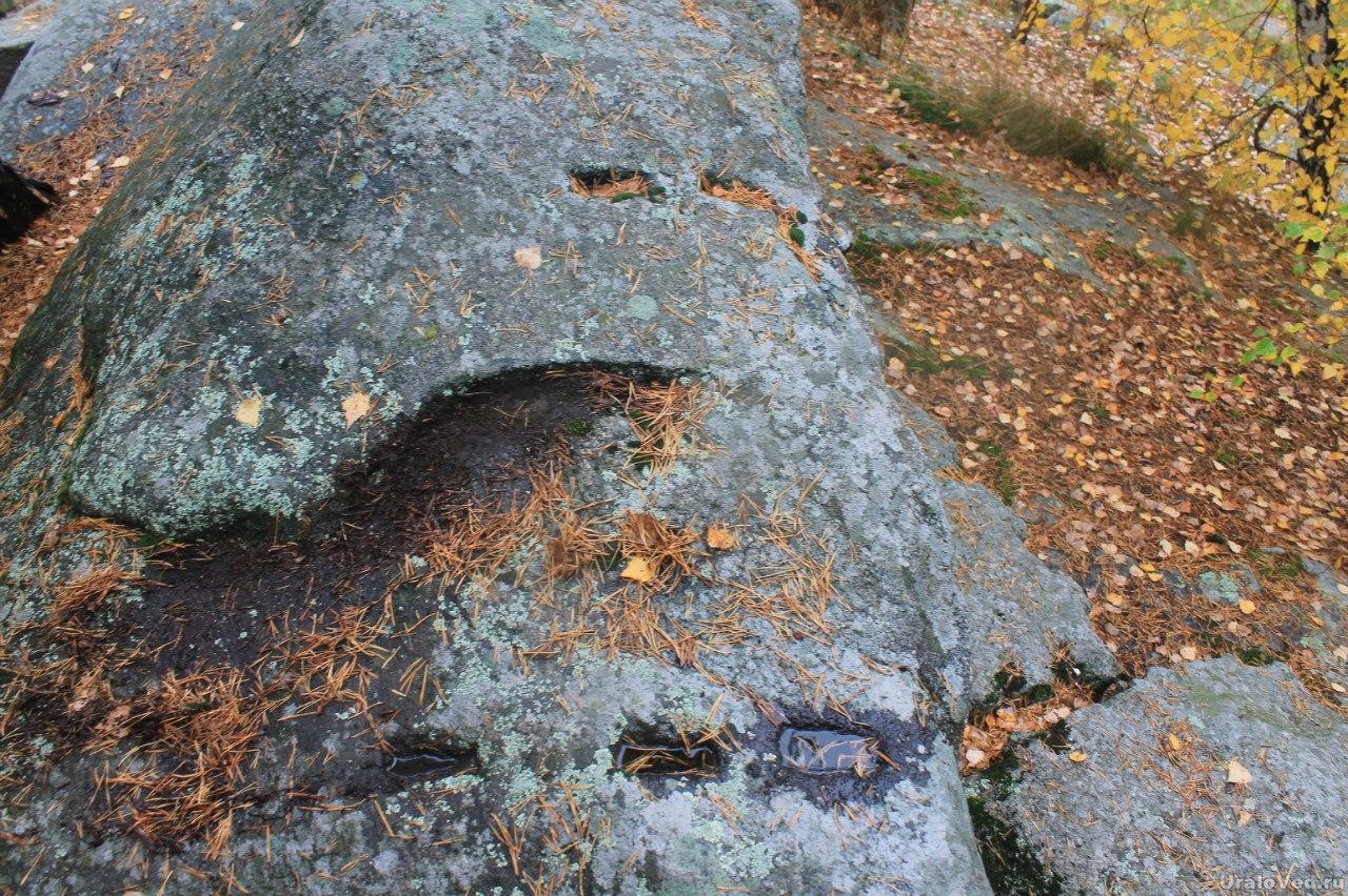 Старая каменоломня