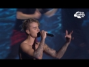 Джастин Бибер  Justin Bieber - Sorry (Live At The Jingle Bell Ball 2015) 06 12 2015