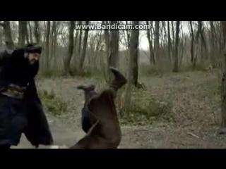 Великолепный век лучшие моменты нападение на карету Ибрагима Паши