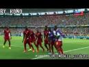 Танец Футболистов Ганы
