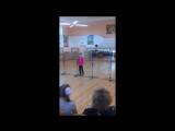 Отчётный концерт в муз. школе. Рома с песней