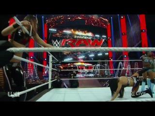 WWE Monday Night RAW 07.12.2015 - Part 2