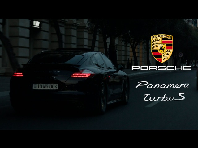 Тест-драйв Porsche Panamera Turbo S