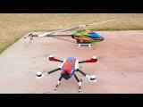 Alan Szabo Jr. ALIGN Trex 800 DFC with M470 3/24/2015