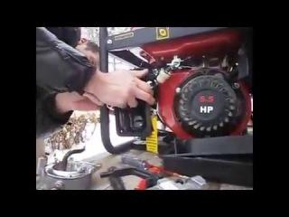 Газовый карбюратор для бензиновых генераторов