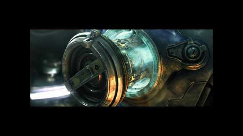 StarCraft II Opening Trailer Russian