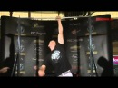 Guinness World record 2012 - Most One Armed Pull Ups For 1 Min