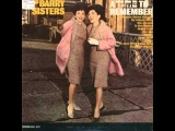 The Barry Sisters - Yoshke Furt Avek (Yoshke is Leaving)