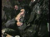 Уникальное видео. Чечня, группа Казимира освободила заложников.