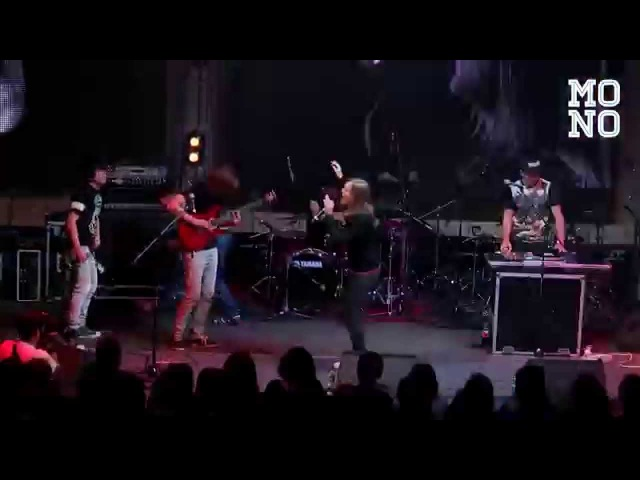 M.O.N.O. - На Краю ( Live At Loadfest V )