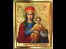 Прежде Рождества и по Рождестве Дева икона Божией Матери
