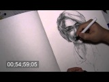 Speed Drawing episode 3 with Koh-I-Noor Rapidograph Pen
