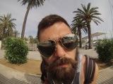 Поездка в Аренал с GoPro - Spanish history #11