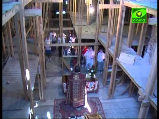 Престольный праздник отметил храм во имя св. мч. Иулиана Тарсийского