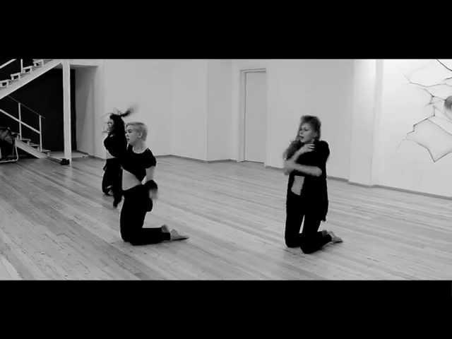 BANKS Drowning Choreography by Angelika Dubinina