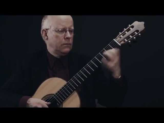 BACH - Cello Suite N° 1 in D - JOHN FEELEY guitar