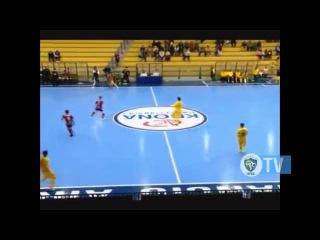 Amazing goal in futsal