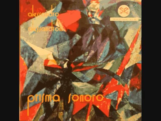 Alessandro Alessandroni Italia 1974 Prisma Sonoro
